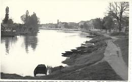 16 ANGOULEME - PHOTO ORIGINALE - Port L'Houmeau 1948 - Other Municipalities