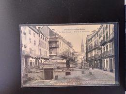 CPA.(88) PLOMBIERES LES BAINS. Le Bain Romain. Rue De La Préfecture. (G Bis 745). - Plombieres Les Bains