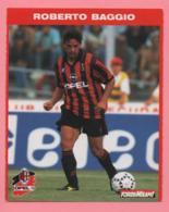 Foto Forza Milan! 1995/96 - Roberto Baggio Con La Opel - Sport