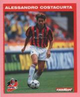 Foto Forza Milan! 1995/96 - Alessandro Costacurta Con La Opel - Sports