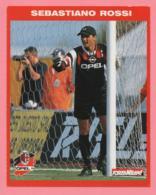 Foto Forza Milan! 1995/96 - Sebastiano Rossi Con La Opel - Sport