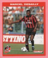 Foto Forza Milan! 1995/96 - Marcel Desailly Con La Opel - Sport