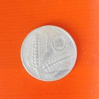 10 Lire Münze Aus Italien Von 1955 (schön) - 10 Lire