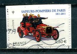 France 2011 -  YT 4589 (o) Sur Fragment - Frankreich