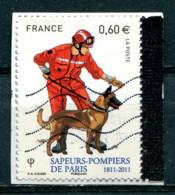 France 2011 -  YT 4585 (o) Sur Fragment - Frankreich