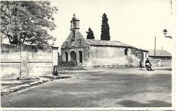 16 ANGOULEME - PHOTO ORIGINALE - La Vieille Chapelle St Roch à Angoulème 1945 - Other Municipalities
