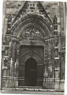 W3631 Caramanico Terme (Pescara) - Portale Del Duomo / Viaggiata 1965 - Italia