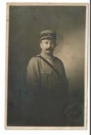Carte Photo Novembre 1918 - Capitaine Gélin 13e Régiment D'Infanterie - Secteur Postal 222 - Photo Jotté-Latouche Brest - Personnages