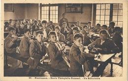CPA Montesson Ecole Théophile Roussel Le Réfectoire - Montesson