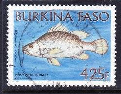 BURKINA FASO, USED STAMP, OBLITERÉ, SELLO USADO - Burkina Faso (1984-...)