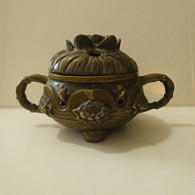 Chinese Bronze Piece To Identify - Brons