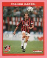 Foto Forza Milan! 1995/96 - Franco Baresi Con La Opel - Sport
