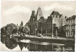 W3639 Amsterdam - Rijksmuseum - Auto Cars Voitures / Non Viaggiata - Amsterdam