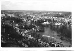 16 ANGOULEME - PHOTO ORIGINALE - Grande Photo ( 17.7 X 12.7 Cm ) Vue Sur Le Quartier St Cybard 1935 - Other Municipalities