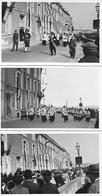 16 ANGOULEME - PHOTO ORIGINALE - 3 Cartes Photos Congrès Eucharistique La Procession Dans La Ville 1939 - France