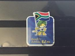 Zuid-Afrika / South Africa - WK Voetbal (2.40) 2010 - Gebruikt