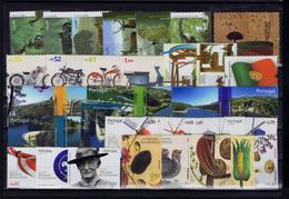 Scouts Dams Motos Faune Birds Flags Windmills Americas Sugar Madeira Cork Portugal 2007 (lot Mint 9 Complect Set) Gc4025 - Neufs