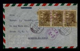 D.AFONSO IV 1291-1357 Kings 1er Dinasty Portugal 3x 1955 ANGEJA  Gc4027 - Militaria