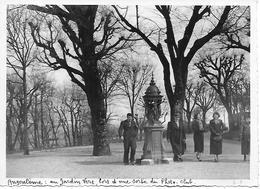 16 ANGOULEME - PHOTO ORIGINALE - Une Sortie Du Photo Club Angoumois Au Jardin Vert 1936 Grande Photo ( 17.5 X 12.7 Cm ) - France