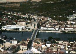 CP - 54-Pont à Mousson-le Pont Sur La Moselle   ( écrite ) - Pont A Mousson