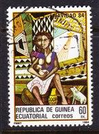 GUINEA ECUATORIAL, USED STAMP, OBLITERÉ, SELLO USADO - Equatorial Guinea