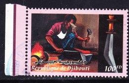 YIBUTI, USED STAMP, OBLITERÉ, SELLO USADO - Djibouti (1977-...)