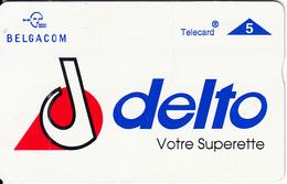 BELGIUM - Delto, CN : 510L, Tirage 3400, Used - Belgique