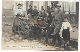 CORBEIL - La Marchande Des Quatre-saisons - Corbeil Essonnes