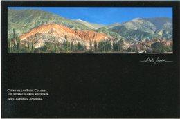 PAISAJES DE LA ARGENTINA, PACK DE 8 ENTEROS POSTALES. ARGENTINA 2002. ENTIER POSTALE COMPLETE SERIE SPECIAL SET - LILHU - Enteros Postales