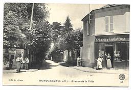 MONTGERON - Avenue De La Villa - Montgeron