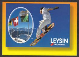 95789/ SPORTS D'HIVER, Leysin, Ski Acrobatique - Sports D'hiver