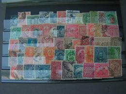 Peru Haiti Argentina Lot 51 Old Stamps - Briefmarken