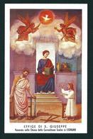 S. GIUSEPPE - Legnano - PR - E - Mm. 80 X 124 - Religion & Esotericism