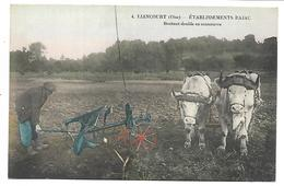 LIANCOURT - Etablissement BAJAC - Brabant Double En Manoeuvre - Liancourt
