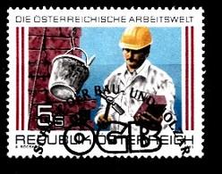 Autriche 1989 Mi.Nr: 1973 Die Österreichische Arbeitswelt  Oblitèré / Used / Gebruikt - 1945-.... 2ème République
