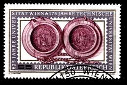 Autriche 1990 Mi.Nr: 1984 Universität Wien  Oblitèré / Used / Gebruikt - 1945-.... 2ème République