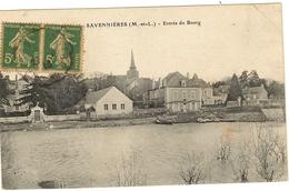 49 - SAVENNIERES - Entree Du Bourg  11 - Chalonnes Sur Loire