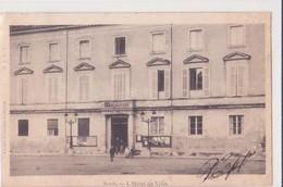 CPA - AGEN  - Hôtel De Ville - Agen