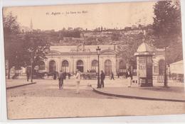CPA - AGEN  - 41. Gare Du Midi - Agen