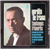 España. Disco De Vinilo A 45 Rpm. Gordito De Triana Fandangos. Esa Mujer Que Tu Tienes... Buena Condicion. - Vinyl Records