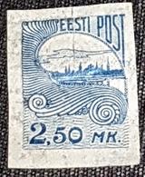 Timbre Estonie - Estonie