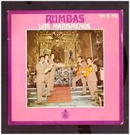 España. Disco De Vinilo A 45 Rpm. Los Marismeños. Rumbas. Maruja Limon... Condicion Media. - Sonstige - Spanische Musik