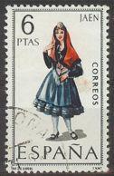 Espa�a-Spain. Jaen (o) - Ed 1899, Yv=1417 - 1961-70 Usados
