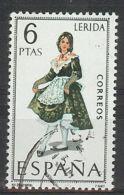 Espa�a-Spain. Lleida (o) - Ed 1901, Yv=1419 - 1961-70 Usados