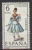 Espa�a-Spain. Logro�o (o) - Ed 1902, Yv=1420 - 1961-70 Usados