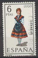Espa�a-Spain. Lugo (o) - Ed 1903, Yv=1421 - 1961-70 Usados