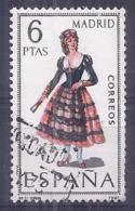 España-Spain. Madrid (o) - Ed 1904, Yv=1422 - 1961-70 Usados
