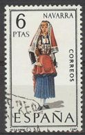 Espa�a-Spain. Navarra (o) - Ed 1907, Yv=1425 - 1961-70 Usados