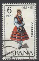 Espa�a-Spain. Orense (o) - Ed 1908, Yv=1426 - 1961-70 Usados