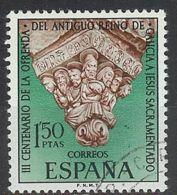 Espa�a-Spain. Ofrenda De Gal�cia (o) - Ed 1926, Yv=1572, Sc=1583, Mi=1814 - 1961-70 Usados